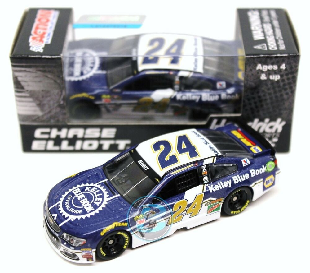Chase Elliott 2016 ACTION 1:64 #24 Kelley Blue Book