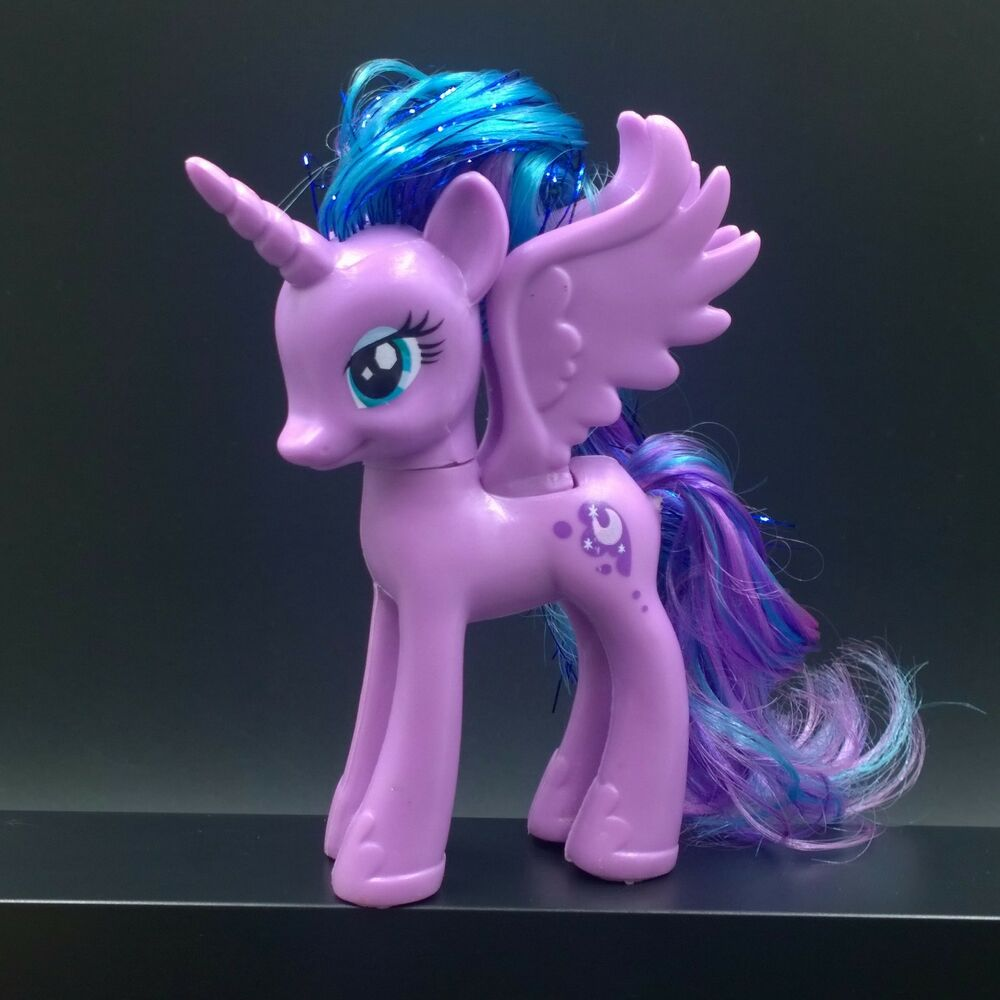 "my little pony toys 5"" figure mlp princess luna friendship ..."