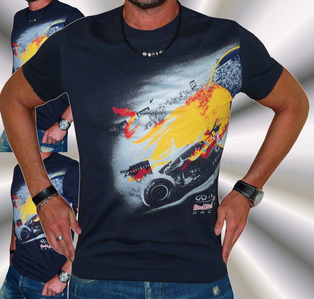 neu org red bull racing infiniti f1 team t shirt hemd. Black Bedroom Furniture Sets. Home Design Ideas