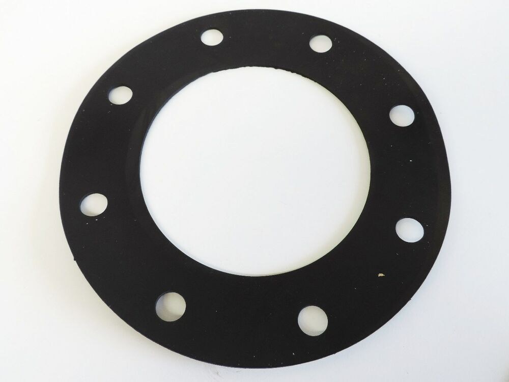 New gasket flange rubber 6 150mm suits both table d e for Table e flange