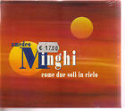 """AMEDEO MINGHI """"COME DUE SOLI IN CIELO"""" CD SEALED 1° STAMPA!!"""