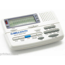 Kyпить BELLSOUTH CALLER ID CALL WAITING DELUXE,VOICE MAIL, & MORE FUNCTIONS CI-7112 NEW на еВаy.соm