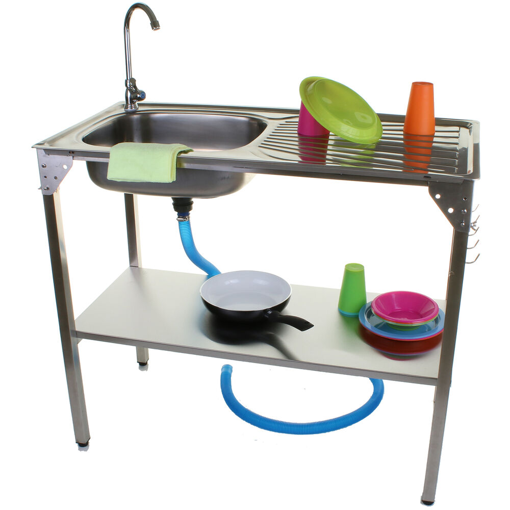 camping kitchen sink outdoor kitchen sink camping unit portable folding ideal 1974