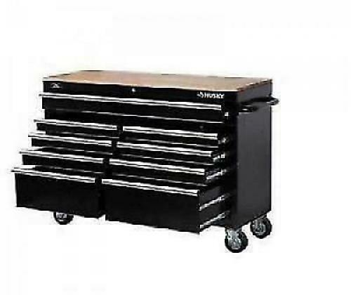 Husky 52 In Tool Chest Box 9 Drawer Rolling Toolbox