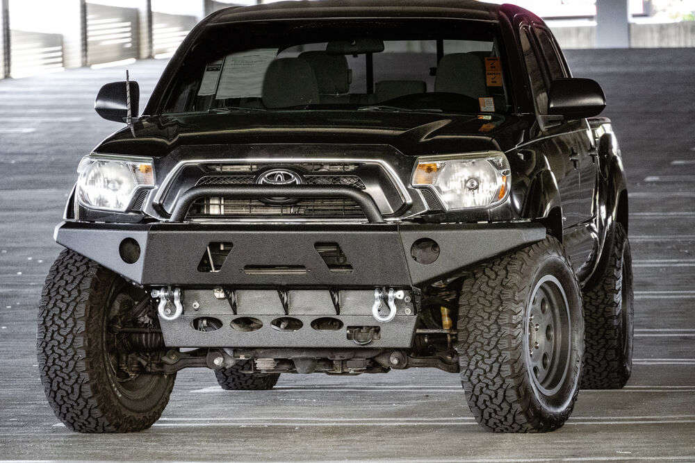 Toyota Tacoma 05 15 Front Bumper All Models Winch Ready