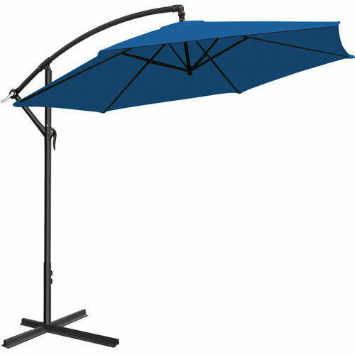Umbrella Stand For Garden: Garden Umbrella Parasol Stand Base Large Patio Sun Shade