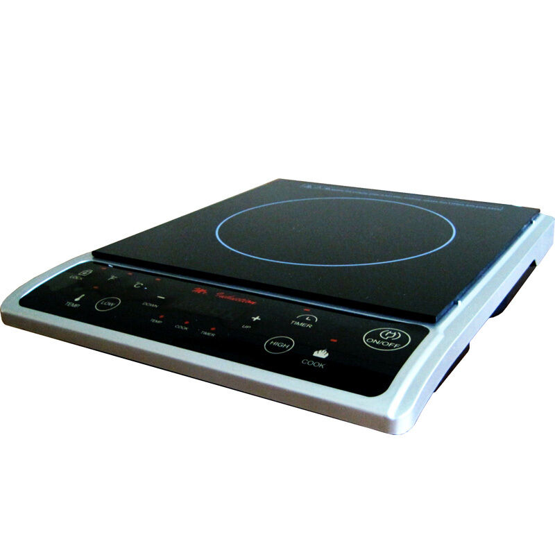 portable induction cooktop freestanding single burner stove cook top range 876840004542 ebay. Black Bedroom Furniture Sets. Home Design Ideas