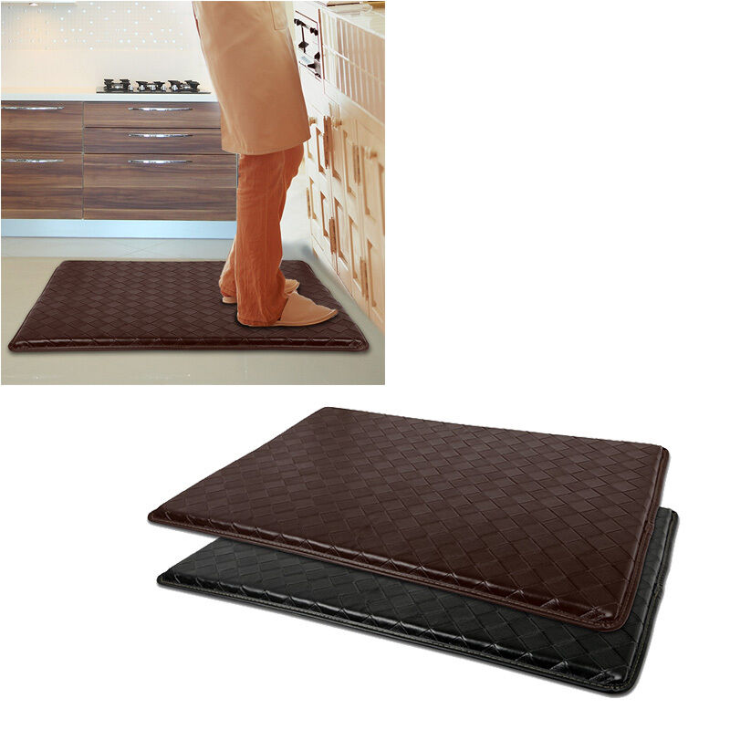 Anti Fatigue Floor Mat Modern Kitchen Chef Mat Cushion Rug 30 X 18 Ebay