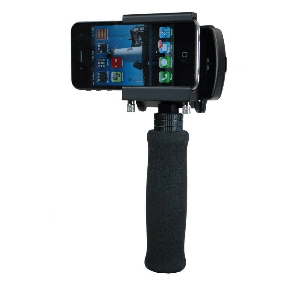 iphone 4s camera light mini tripod extension handle grip for 10907