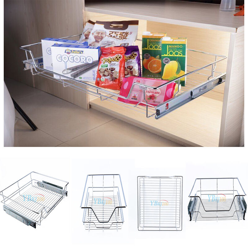 sliding shelves for kitchen cabinets wire shelf amp cabinet sliding drawer organizer metal pull out 26245