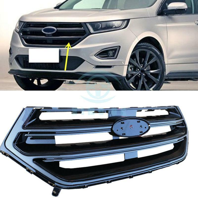 For Ford Edge 2 7t 2015 2016 1pc Front Grille Vent Trim Ebay