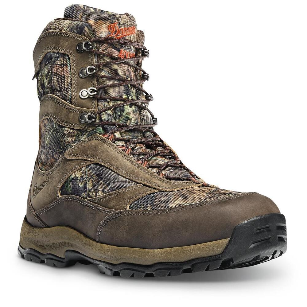 New Danner High Ground 400g Hunting Boots 8 Quot Mossy Oak