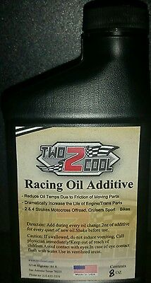 Two2Cool oil Additive