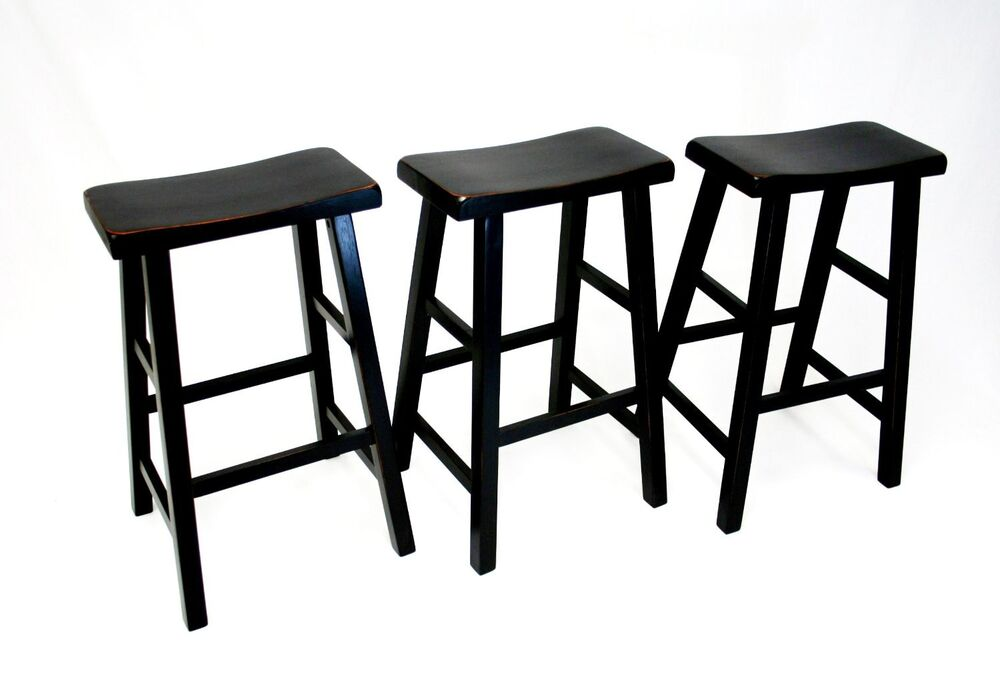 Heavy Duty Saddle Seat Bar Stools Counter Stools 29