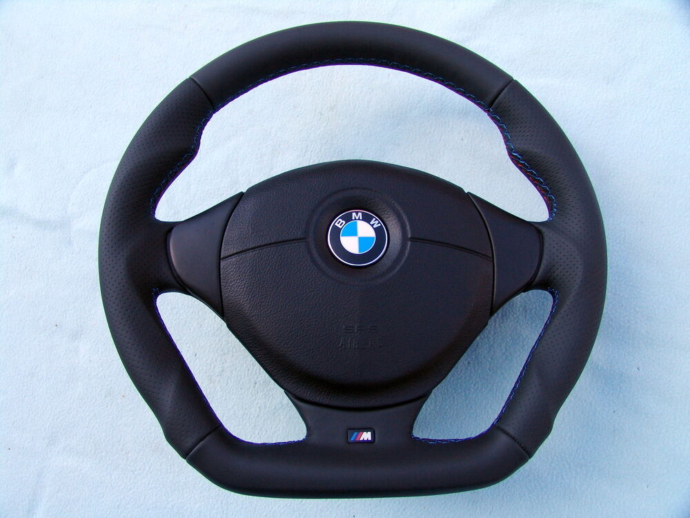 Bmw M Technic Steering Wheel E36 M3 Flat Bottom
