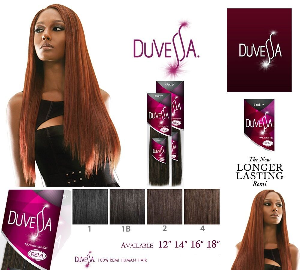Duvessa Natural Yaki Hair