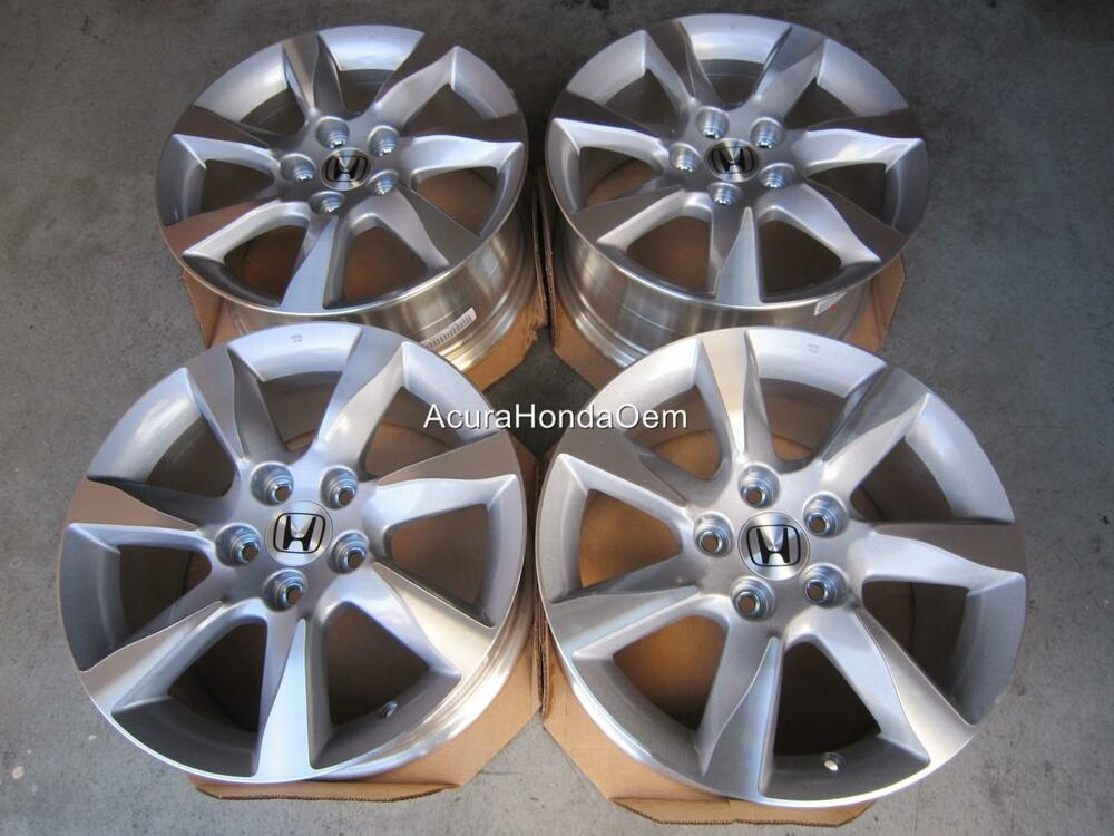 17 Quot New Honda Odyssey Depax Pax Replacement Wheel Rims W Tpms 2007 To 2010 Ebay