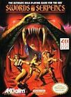 Swords and Serpents (Nintendo Entertainment System, 1990)
