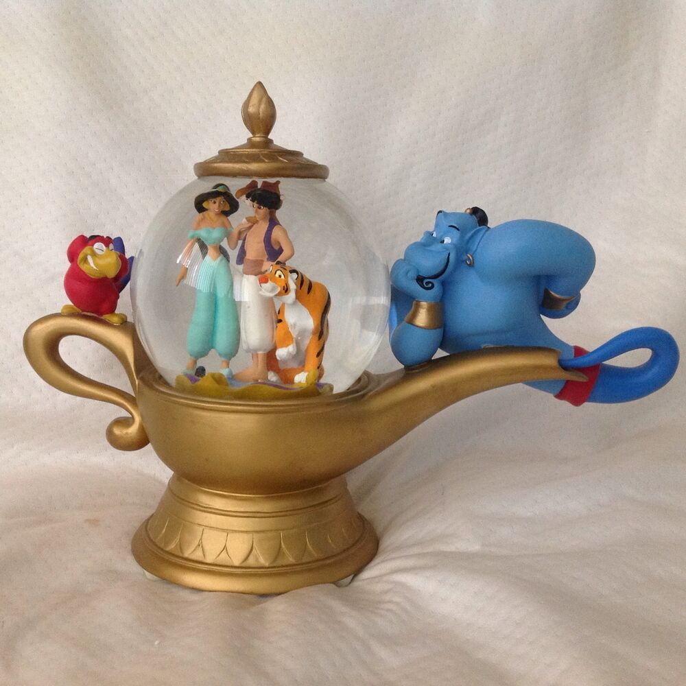 if i had a aladdin s magic lamp