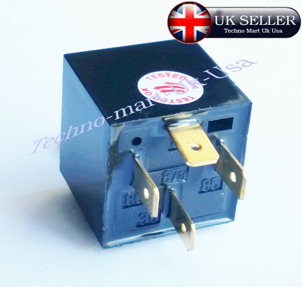 New Royal Enfield Bullet Horn Relay Unit 12v All Model Spares Best Wiring Diagram For Quality Uk Ebay