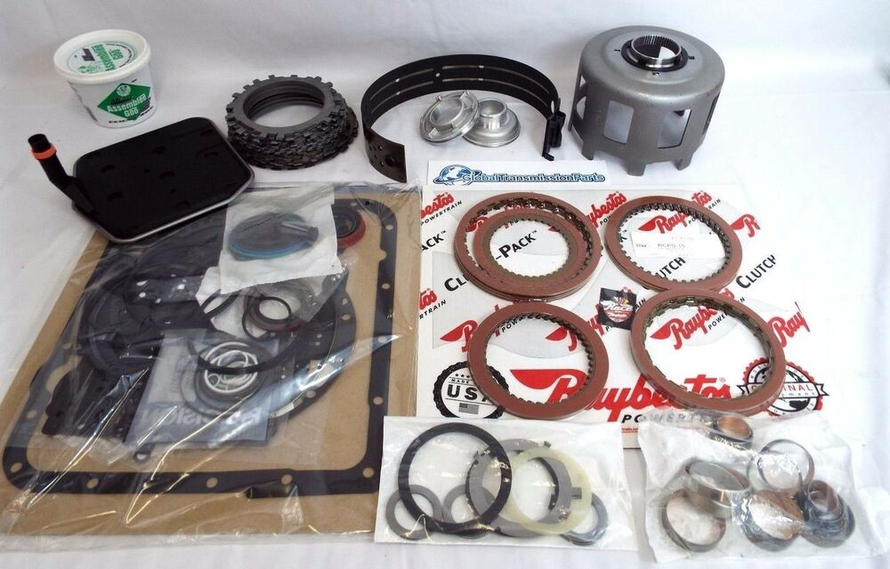 How To Rebuild Automatic Transmission >> GM 700R4 Transmission SUPER MASTER REBUILD KIT Raybestos Stage-1 Clutches 88-92 | eBay