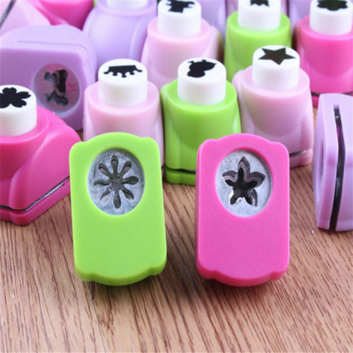 Lovely Scrapbook Punches Handmade Cutter Printing DIY ...