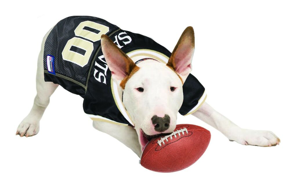0379ba450 Details about NFL New Orleans Saints Pet Jersey. *Officially Licensed*  Brand NEW!