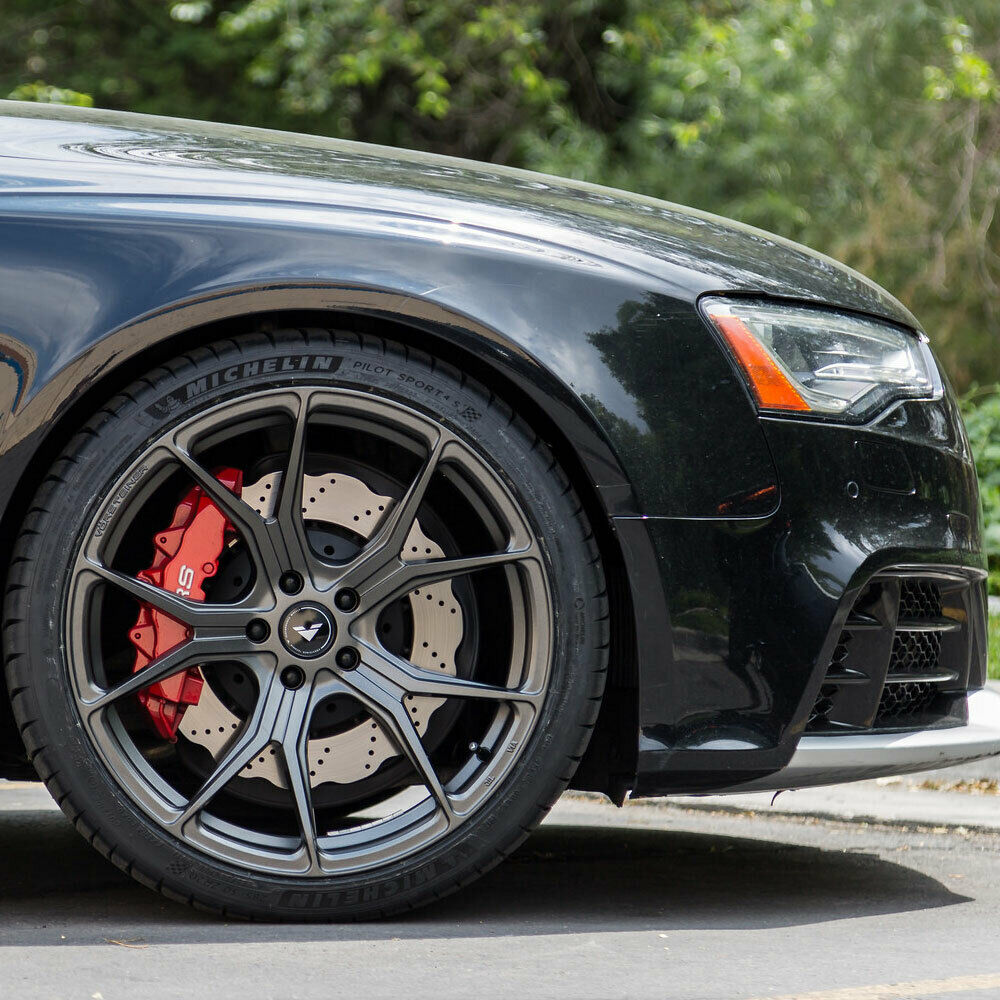 "21"" Vorsteiner V-FF 103 Forged Concave Graphite Wheels"