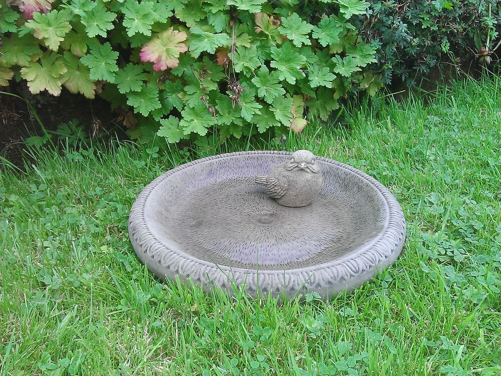 Stone Bird Bath eBay