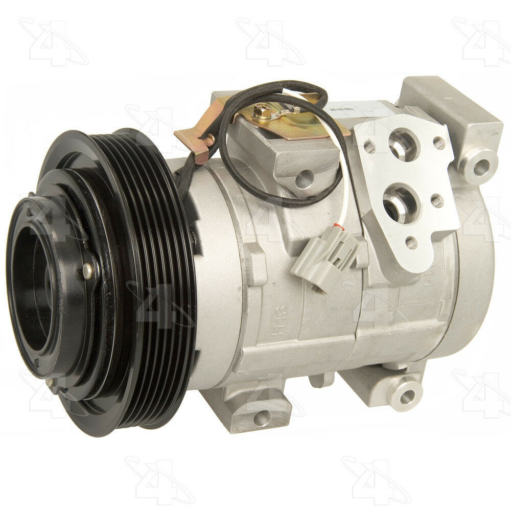 04 06 Acura Tl: NEW OE A/C COMPRESSOR With Clutch 03-06 Acura MDX 04-08