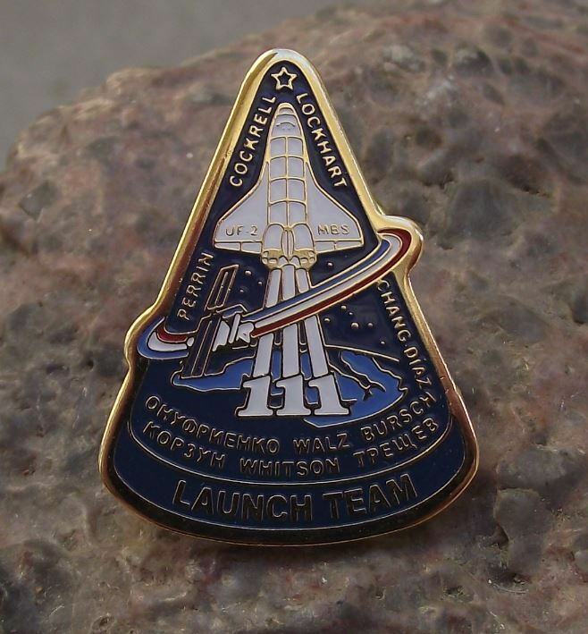 space shuttle mission pin set - photo #30