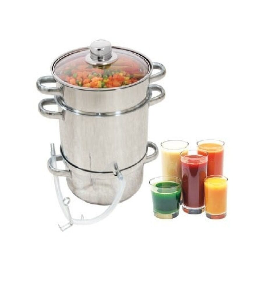 Largest Capacity Rice Cooker Steamer ~ Stainless steel steam juicer steamer cooker large capacity