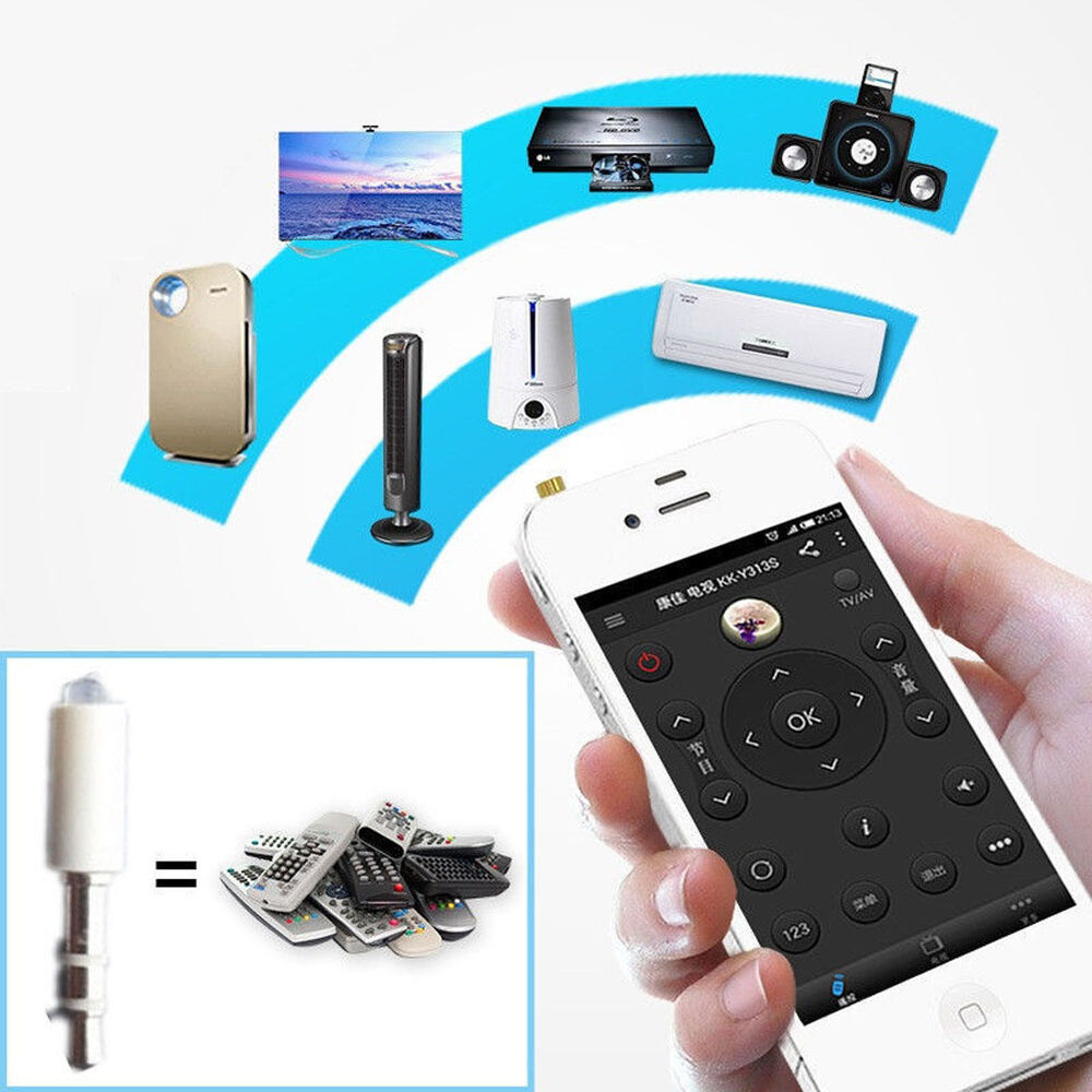Infrared Smart Ir Remote Control For Iphone Android Air