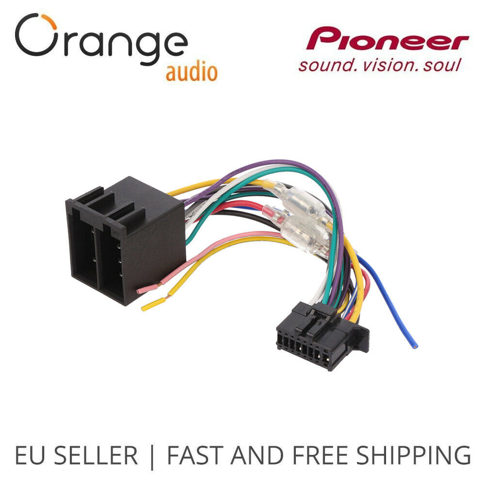 13 Pin Car Stereo Wire Wiring Harness Plug For Get Free Image About