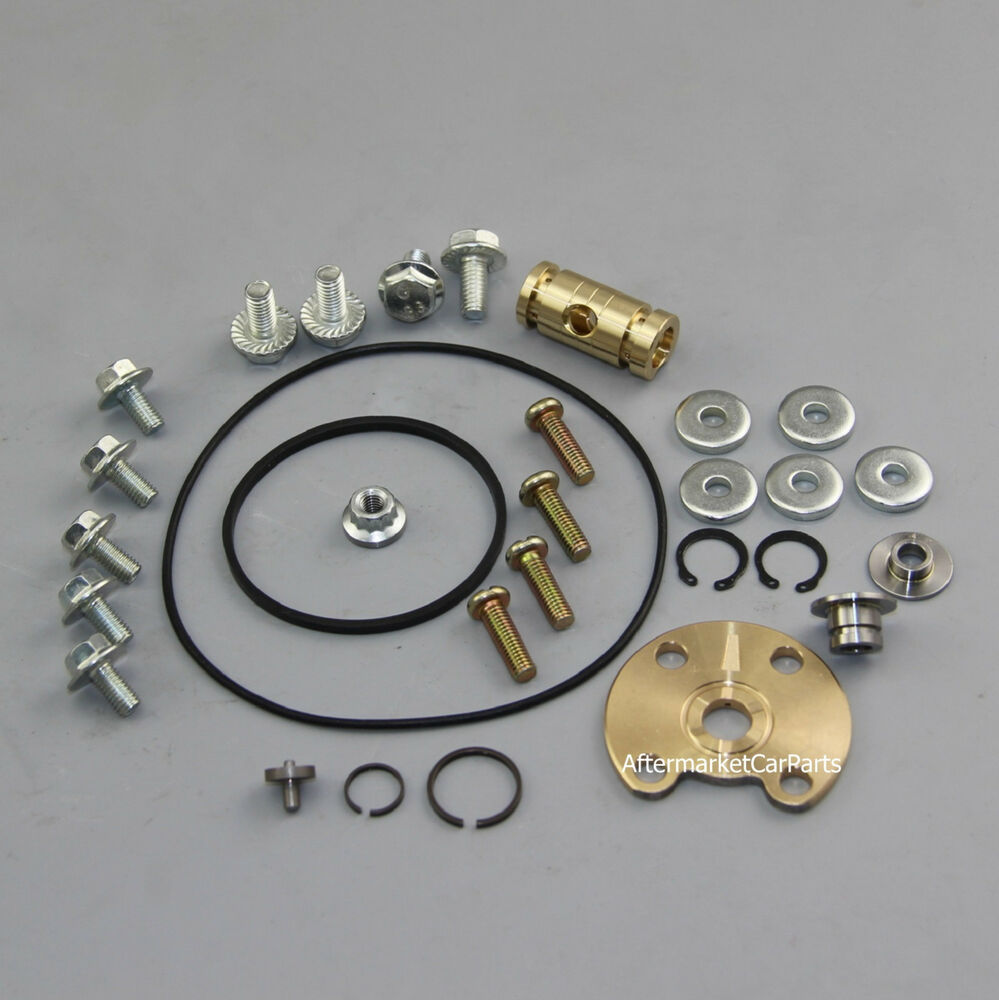 Garrett Turbocharger Rebuild Kits: Turbo Repair Rebuild Service Kit Fit For Garrett Type GT15