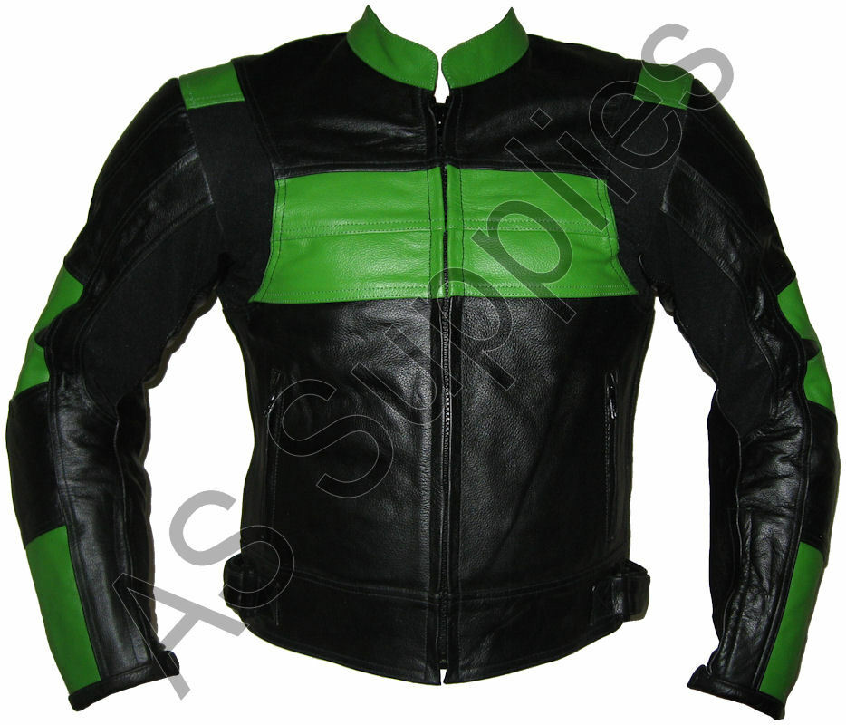 poison veste de moto en cuir blouson motard toutes tailles ebay. Black Bedroom Furniture Sets. Home Design Ideas