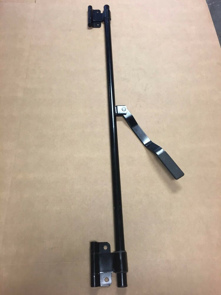 45 Quot Cam Bar Rv Enclosed Cargo Trailer Swing Hinge Door