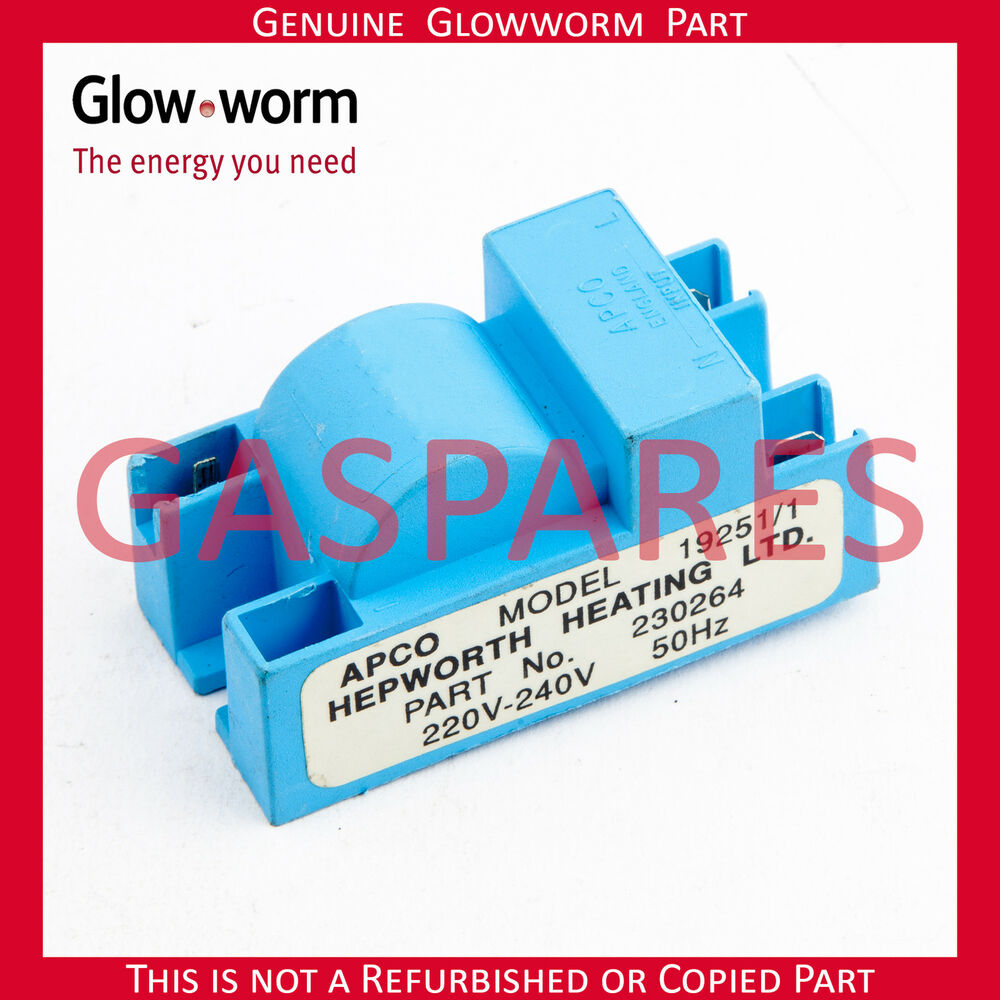 Glowworm Gas Spare Spark Generator Part No 230264 - S230264 - New ...