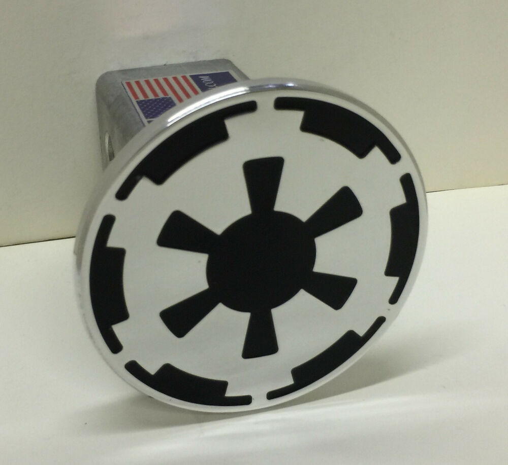 Galactic Empire Star Wars Hitch Cover, Hitchcover