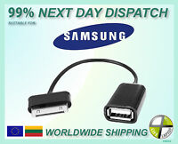 USB OTG Connection Host Cable Adapter for Samsung Galaxy Tab 7.0 GT-P3113