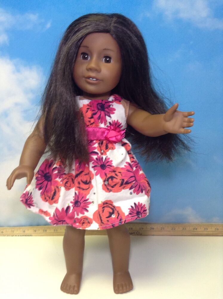 American Girl Doll Just Like You African American Doll,(7 ...