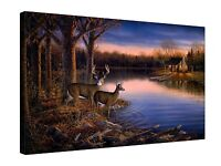 Thomas Kinkade 5 - Gallery Grade Canvas Wall Art + Various sizes