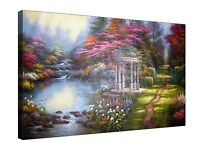 Thomas Kinkade No. 4 - Gallery Grade Canvas Wall Art + Various sizes