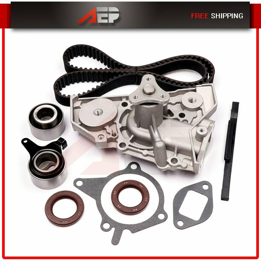 Timing Belt Water Pump Kit fits 2001 2002 Kia Rio 1.5L l4 ...