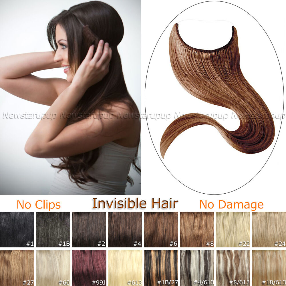 invisible hair extensions halo handmade halo invisible ...