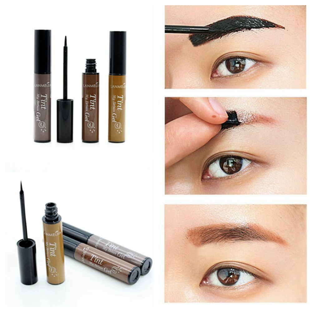 Peel off eyebrow cream tattoo brow gel tint eyebrow long for Best cream for new tattoo