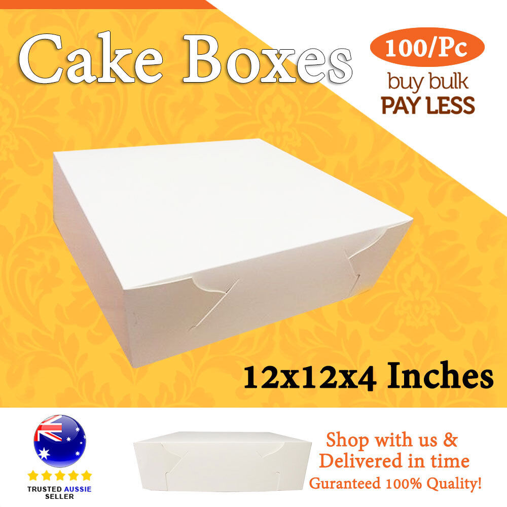Bulk Buy Cake Boxes And Boards