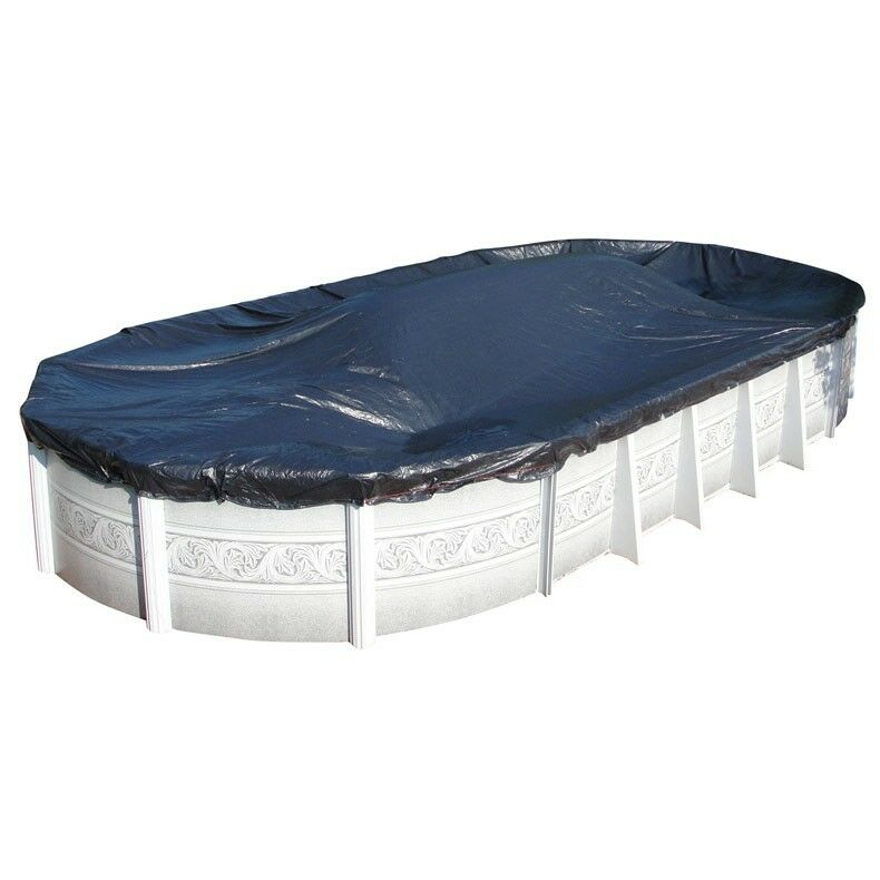 Winter Covers For Above Ground Oval Pools Ebay