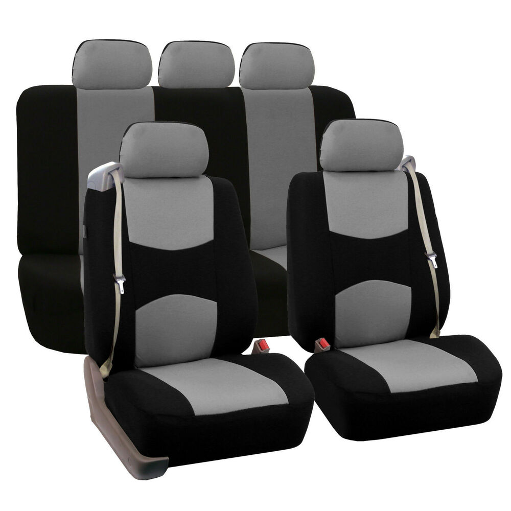 Car Seat Covers For Integrated Seat Belts Built In Seat