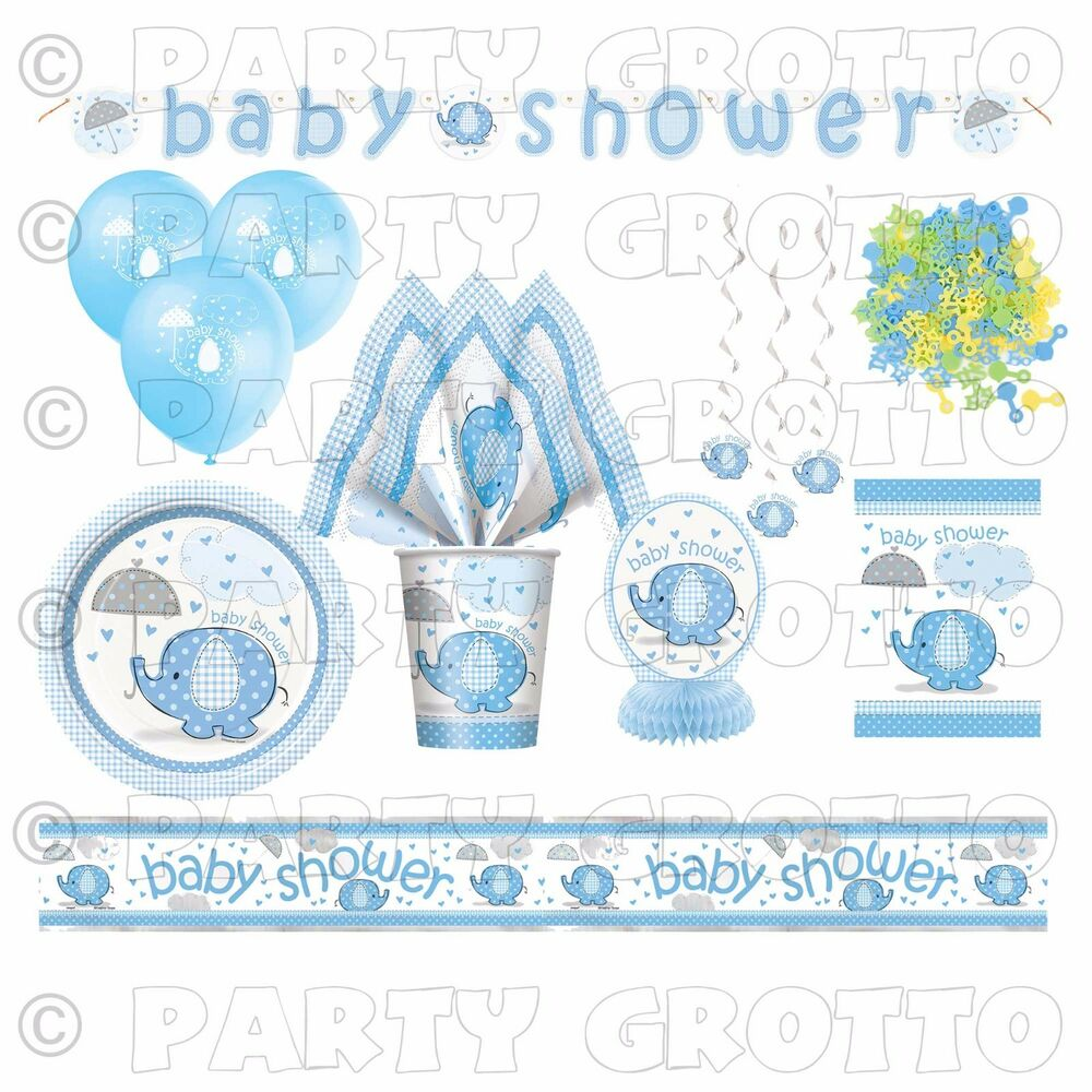 animals baby shower boy party supplies tableware decorations ebay